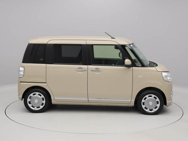ムーヴキャンバスGブラックインテリアリミテッド SAIII(愛知県)の中古車