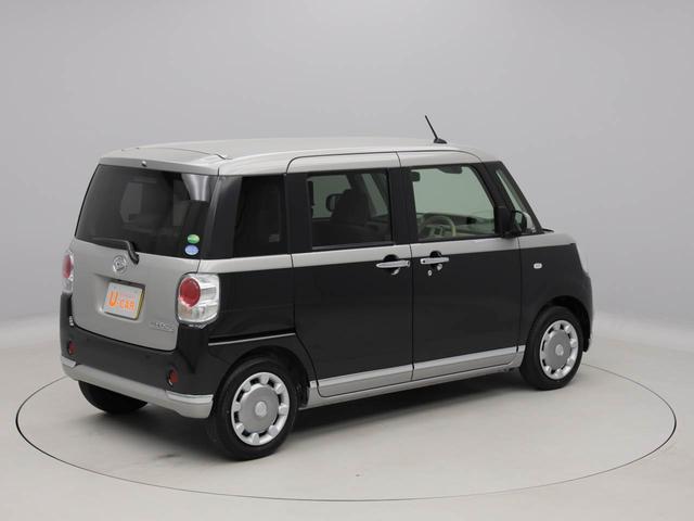 ムーヴキャンバスXメイクアップリミテッド SAIII(愛知県)の中古車
