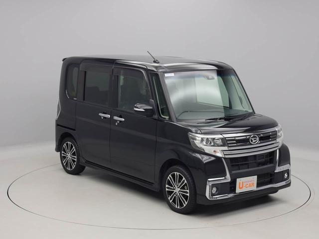 タントカスタムRS トップエディションSAIIバックカメラ メモリナビ ETC(愛知県)の中古車