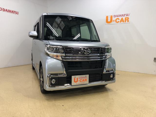 タントカスタムX トップエディションリミテッドSAIIIナビ(京都府)の中古車