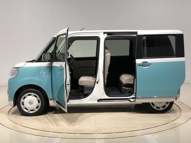 ムーヴキャンバスXメイクアップリミテッド SAIII パノラマモニターカメラ(広島県)の中古車