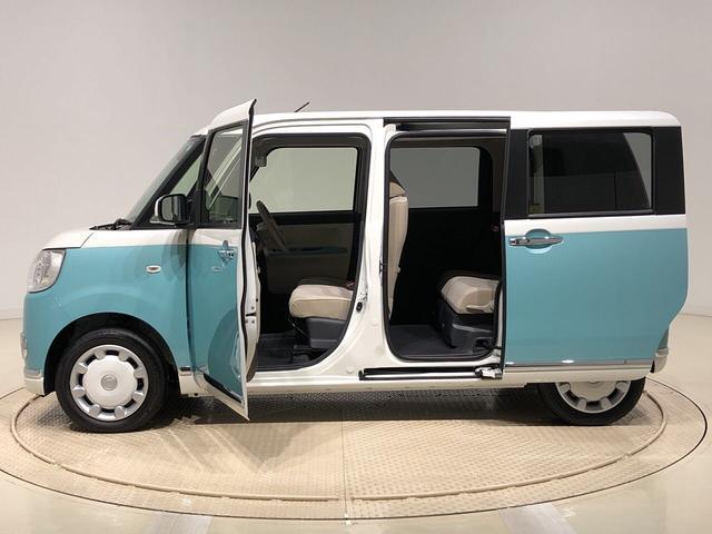 ムーヴキャンバスGメイクアップリミテッド SAIII パノラマモニター(広島県)の中古車