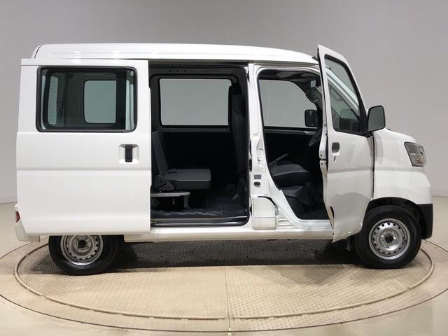 ハイゼットカーゴスペシャルSAIII  4WD LEDヘッドランプ ラジオLEDヘッドランプ トップシェイドガラス  コーナーセンサー AM・FMラジオ(広島県)の中古車