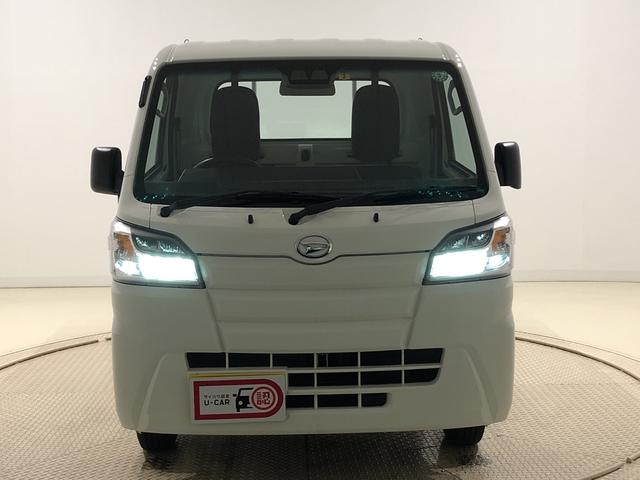 ハイゼットトラックスタンダードSAIIIt LEDヘッドライト 5MT 4WDマニュアルエアコン AM/FMラジオ ミラー付きサンバイザー ハンド式サイドブレーキ サイドアンダーミラー(広島県)の中古車