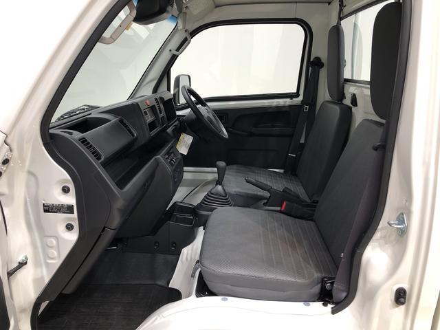 ハイゼットトラックスタンダードSAIIIt 4WD 衝突被害軽減ブレ−キハロゲンヘッドランプ トップシェイドガラス 運転席バニティミラー AM・FMラジオ(広島県)の中古車