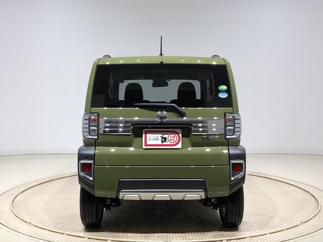 タフトG メッキパック 電動パーキングブレーキ LEDヘッドランプアルミホイール バックカメラ(広島県)の中古車