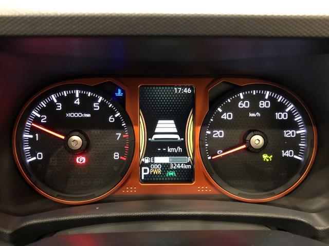 タフトGターボ シートヒーター 追従型オートクルージング標準装備衝突回避支援システム標準装備(広島県)の中古車