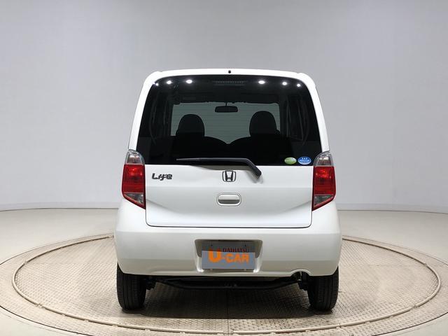 ライフG 4WD ナビゲーション ETC車載器 電動格納ドアミラー運転席/助手席エアバック マニュアルエアコン ハロゲンヘッドランプ 13インチフルホイ−ルキャップ(広島県)の中古車