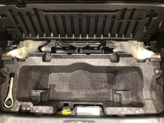 ムーヴキャンバスGホワイトアクセントVS SAIII  運転席シ−トヒ−タ−LEDヘッドランプ・フォグランプ 置き楽ボックス オートライト プッシュボタンスタート セキュリティアラーム パノラマモニター対応カメラ 両側パワースライドドア(広島県)の中古車