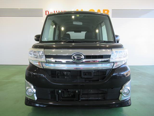 タントカスタムRS SA両側電動スライドドア ターボ車 LEDヘッドライト(奈良県)の中古車