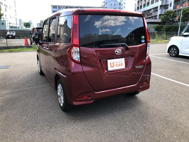 トールG リミテッドII SAIII(京都府)の中古車