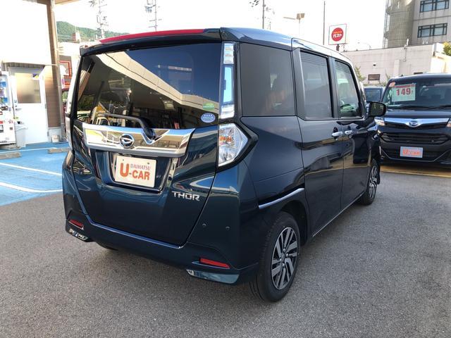 トールカスタムG リミテッドII SAIII(京都府)の中古車