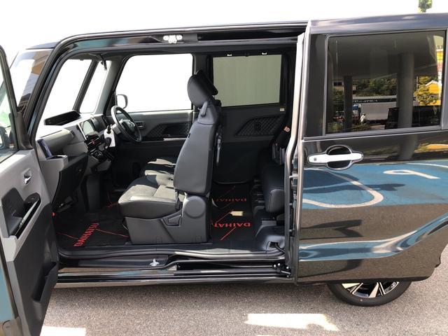 タントカスタムX(京都府)の中古車