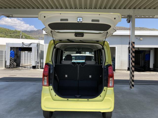 タントXスペシャル ナビゲーション装備(山梨県)の中古車