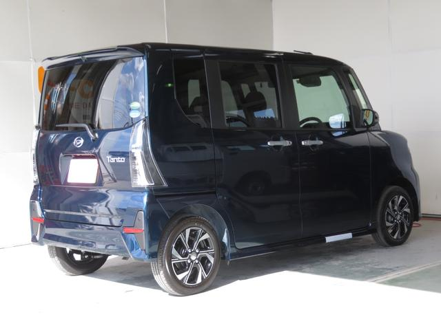 タントカスタムX 元展示車(三重県)の中古車