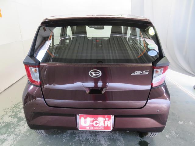 ミライースL SAIII 元試乗車(三重県)の中古車