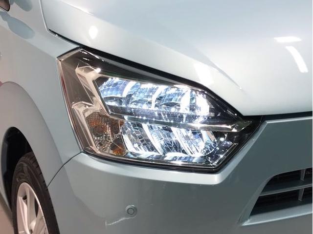 ミライースG リミテッドSA3スマートアシスト3・横滑り抑制制御機能・純正ナビ対応バックカメラ・盗難防止機能付キーフリー・プッシュスタート・アイドリングストップ・サイドエアバッグ・オートライト&オートハイビーム・LEDヘッドランプ(栃木県)の中古車