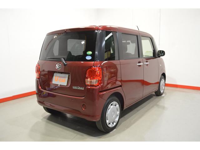 ムーヴキャンバスX SAII アップグレードパック、盗難防止機能付キーフリー(栃木県)の中古車