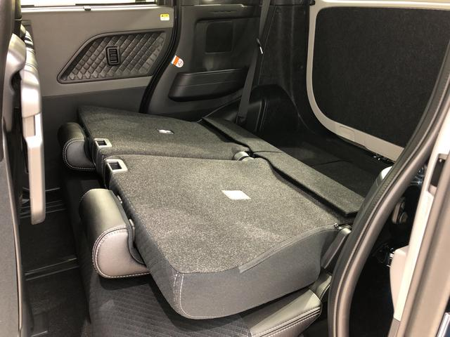 タントカスタムXセレクション4WD キーフリー 両側電動スライドドア 衝突被害軽減システム(北海道)の中古車