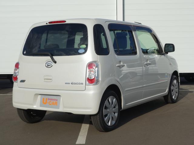 ミラココアココアL 車検整備付 CVT 4WD(北海道)の中古車