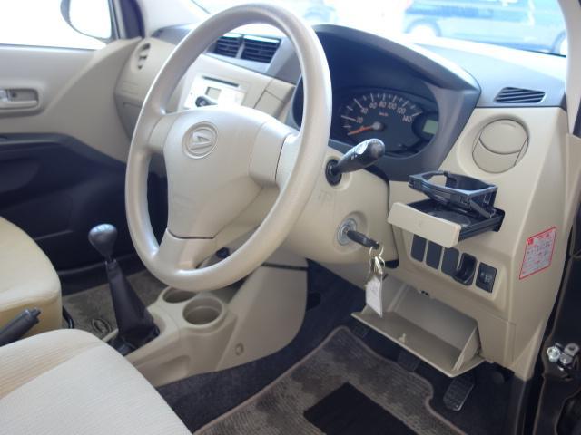 ミラXスペシャル 5MT 4WD(北海道)の中古車