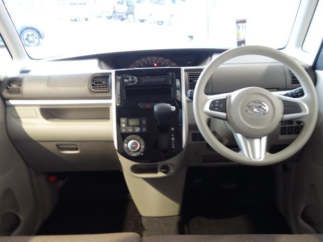 タントX SAII CVT 4WD(北海道)の中古車