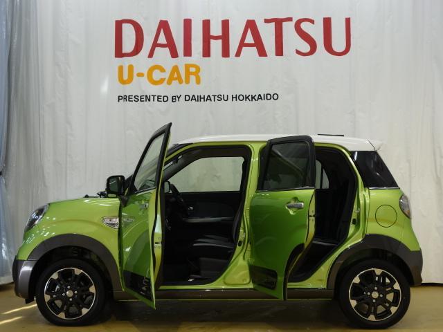 キャストアクティバG ターボ SAII CVT 4WD(北海道)の中古車