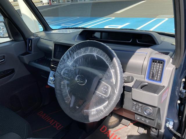 タントカスタムRSセレクションACC LKC スマートクルーズ専用ディスプレイ ステアリングスイッチ ETCユニット 運転席シートリフター チルトステアリング 革巻ステアリングホイール ドライブアシストイルミネーション(静岡県)の中古車