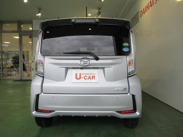 ムーヴカスタム XリミテッドII SAIIIパノラマモニター対応 衝突被害軽減システム エアバック キーフリー ABS ESC ETC アイドリングストップ機能 LEDヘッドライト(奈良県)の中古車