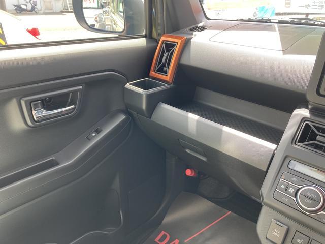 タフトGオートレベリング機能付フルLEDヘッドランプ LEDフォグランプ 本革巻ステアリングホイール 本革巻インパネセンターシフト TFTカラーマルチインフォメーションディスプレイ(静岡県)の中古車