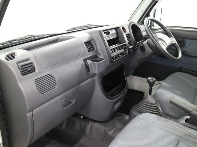 ハイゼットトラックジャンボ 走行距離32361キロ ラジオチューナー マット5速MT車 当社下取車両(埼玉県)の中古車