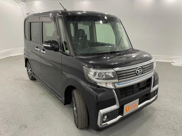 タントカスタムX トップエディションSAII ナビ 後席モニター(埼玉県)の中古車