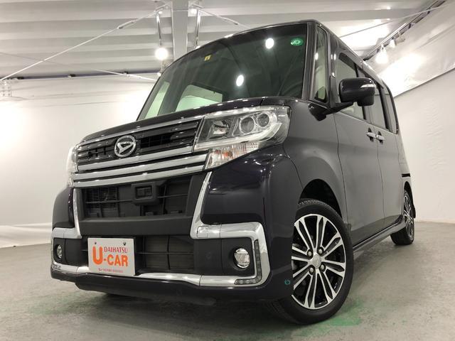 タント純正7インチナビ ETC車載器付き両側電動パワースライドドア LEDヘッドランプ バックカメラ(埼玉県)の中古車
