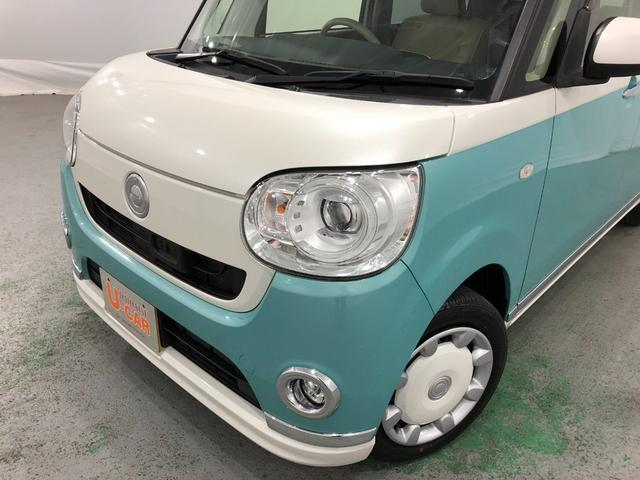ムーヴキャンバスGメイクアップ SAII 純正8インチナビ バックモニター(埼玉県)の中古車