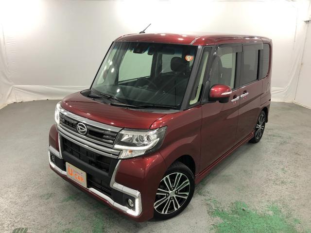 タントカスタムRS トップエディションSAII 8インチナビ付(埼玉県)の中古車
