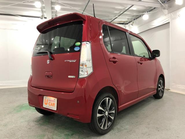 ワゴンRスティングレーT(埼玉県)の中古車