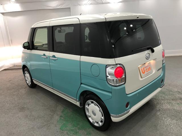 ムーヴキャンバスXメイクアップリミテッド SAIII 走行距離40km(埼玉県)の中古車