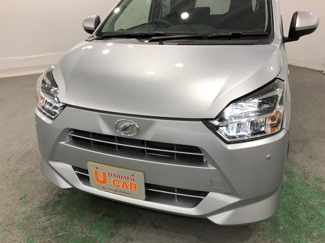 ミライースX SAIII 禁煙車 LEDヘッドライト(埼玉県)の中古車
