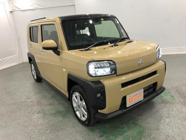 タフトG バックカメラ付(埼玉県)の中古車