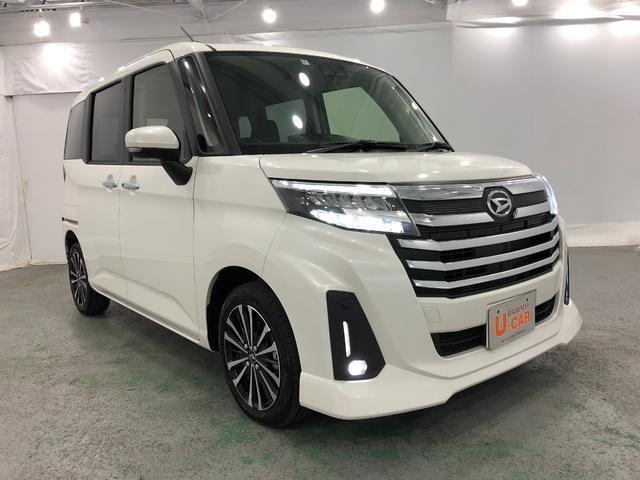 トールカスタムG ターボ(埼玉県)の中古車