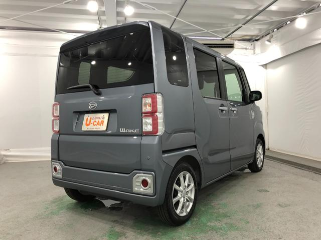 ウェイクLリミテッドSAIII 走行687km 両側電動スライドドア(埼玉県)の中古車