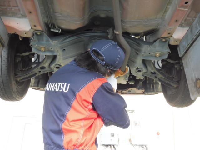 ムーヴキャンバスG SAII ワンオーナー HDDナビ ETC LEDライト(福岡県)の中古車