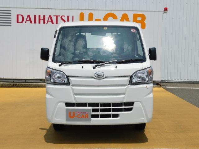 ハイゼットトラックスタンダード 走行距離2,607km 2WD 5速MT(福岡県)の中古車