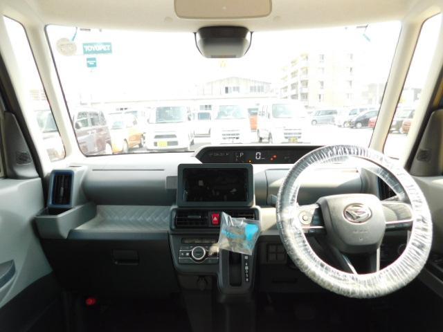 タントX 左側パワースライドリヤドア 走行距離7km LEDライト(福岡県)の中古車