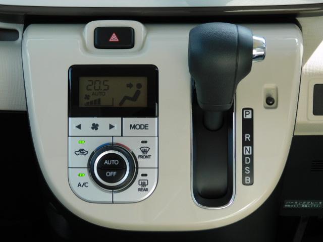 ムーヴキャンバスXリミテッドメイクアップ SAIII 走行距離38km(福岡県)の中古車