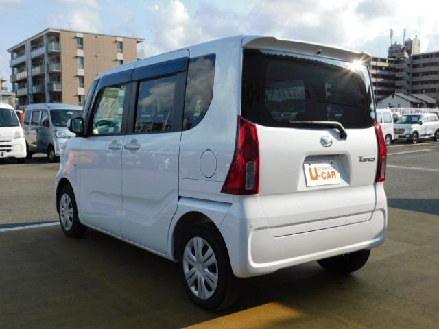 タントX 走行距離1,841km 助手席側パワースライドリヤドア(福岡県)の中古車