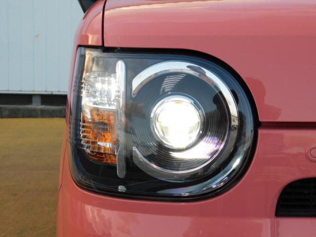 ミラトコットX SAIII 走行距離8,902km バックカメラ LED(福岡県)の中古車