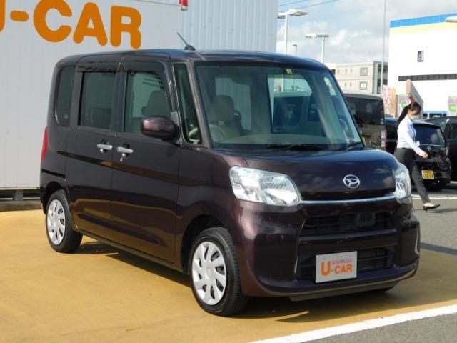 タントX SA ナビTVバックカメラ 左側パワースライドリヤドア(福岡県)の中古車