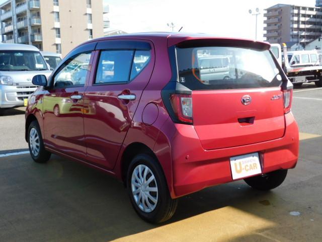 ミライースL SAIII 走行距離3,376km キーレス スマアシ付(福岡県)の中古車