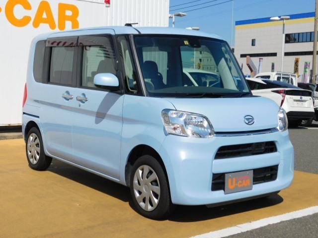 タントX SAII ナビTVバックカメラ 走行距離33,429km(福岡県)の中古車